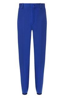 Однотонные брюки со стрелками Balenciaga
