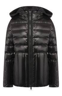 Стеганая пуховая куртка с капюшоном Fay