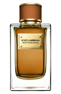 Парфюмерная вода Velvet Collection Exotic Leather Dolce & Gabbana