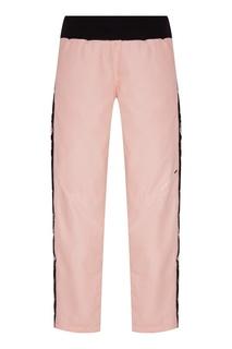 Розовые спортивные брюки Fw Dlab