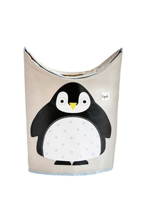 Корзина для белья «Пингвин» 3 Sprouts