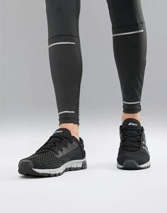 Черные кроссовки Asics Running gel quantum 180 - Черный