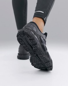 Черные кроссовки Asics gel kayano 25 - Черный