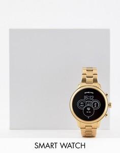 Смарт-часы Michael Kors MKT5045 Connected Runway - Золотой