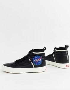 Черные кроссовки Vans x Space Voyager SK8-Hi MTE VN0A3DQ5UQ31 - Черный