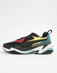 Черные кроссовки Puma Thunder Spectra 36751601 - Черный