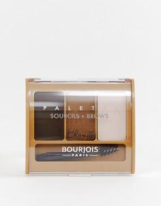 Палитра для бровей Bourjois - Рыжий