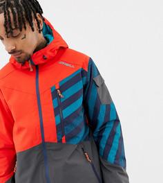 ONeill cue ski jacket - Красный Oneill