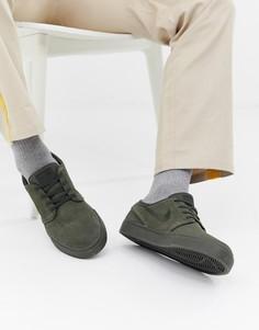 Зеленые кроссовки Nike SB Zoom Stefan Janoski 333824-313 - Зеленый