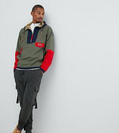 Куртка-пуловер с капюшоном Columbia River 1991 - Зеленый