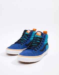 Синие кроссовки Vans SK8-Hi MTE VN0A3DQ5UQ51 - Синий