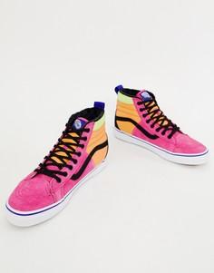 Розовые кроссовки Vans SK8-Hi MTE VN0A3DQ5UQ61 - Розовый