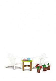 Набор игровой Lundby мебель для домика Смоланд Садовый комплект