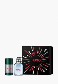 Набор парфюмерный Hugo Boss Туалетная вода 75 мл + деостик 75г
