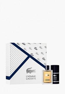 Набор парфюмерный Lacoste Туалетная вода 50 мл + деостик 75 г