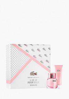 Набор парфюмерный Lacoste Туаллетная вода 30 мл + гель для душа 50 мл