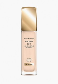 Тональное средство Max Factor Radiant Lift Long Lasting Radiance Natural 50 Radiant Lift Long Lasting Radiance Natural 50