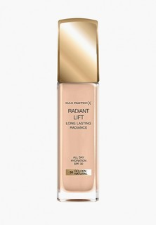 Тональное средство Max Factor Radiant Lift Long Lasting Radiance Golden natural 55 Radiant Lift Long Lasting Radiance Golden natural 55