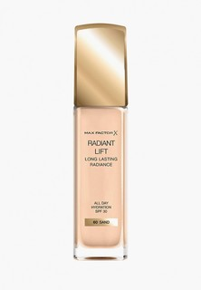 Тональное средство Max Factor Radiant Lift Long Lasting Radiance Sand 60 Radiant Lift Long Lasting Radiance Sand 60