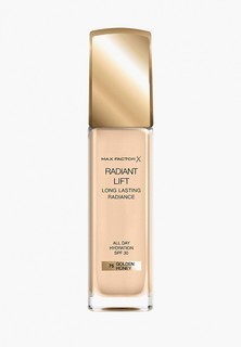 Тональное средство Max Factor Radiant Lift Long Lasting Radiance Golden honey 75 Radiant Lift Long Lasting Radiance Golden honey 75