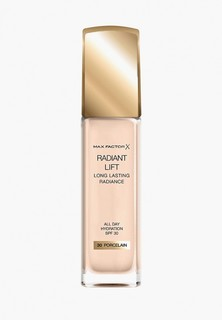 Тональное средство Max Factor Radiant Lift Long Lasting Radiance Porcelan 30 Radiant Lift Long Lasting Radiance Porcelan 30
