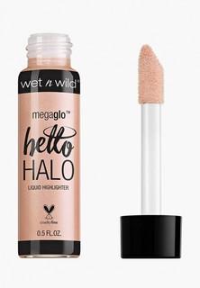 Хайлайтер Wet n Wild Megaglo Liquid Highlighter E304a halo, goodbye