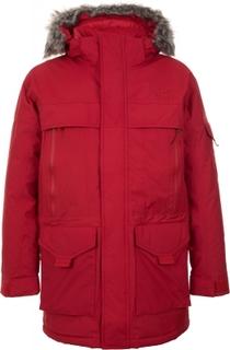 Куртка пуховая мужская The North Face Mc Murdo 2, размер 48