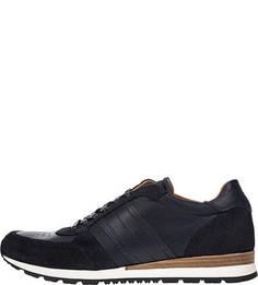 Тесно-синие кроссовки с вкладной стелькой Tommy Hilfiger