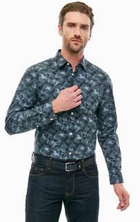 Приталенная рубашка из хлопка Selected