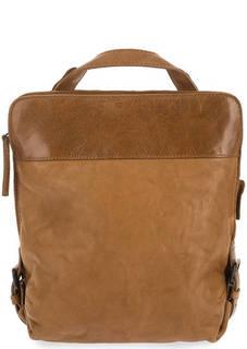 Городской рюкзак из натуральной кожи Aunts &; Uncles