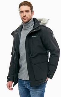 Черная куртка со съемным капюшоном Marquam Peak™ Columbia