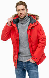 Красная куртка со съемным капюшоном Marquam Peak™ Columbia