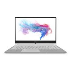 """Ноутбук MSI PS42 8RB-464XRU, 14"""", IPS, Intel Core i5 8250U 1.6ГГц, 8Гб, 256Гб SSD, nVidia GeForce Mx150 - 2048 Мб, noOS, 9S7-14B121-464, серебристый"""