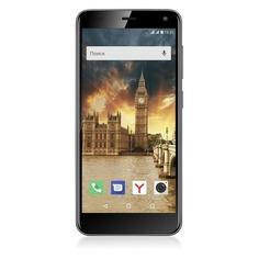 Смартфон FLY Life Compact 4G, черный