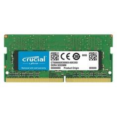 Модуль памяти CRUCIAL CT8G4SFS8266 DDR4 - 8Гб 2666, SO-DIMM, Ret
