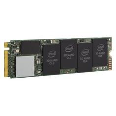 SSD накопитель INTEL 660P SSDPEKNW010T8X1 1Тб, M.2 2280, PCI-E x4 [ssdpeknw010t8x1 978350]