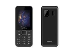 Сотовый телефон Nobby 200 Black-Grey