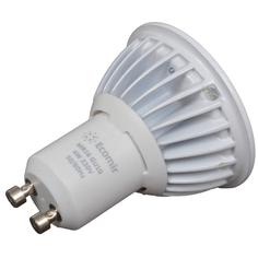 Лампочка Ecomir GU10 MR16 5W 3000K 220V матовая, жёлтый свет 43156