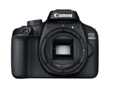 Фотоаппарат Canon EOS 4000D Body Black