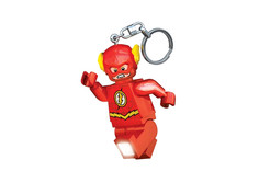 Брелок Lego Super Heroes - Flash LGL-KE65
