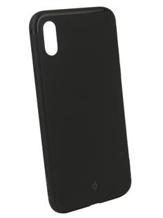 Аксессуар Чехол TTEC 2PNS189S для APPLE iPhone XS Black TEC-8694470733159