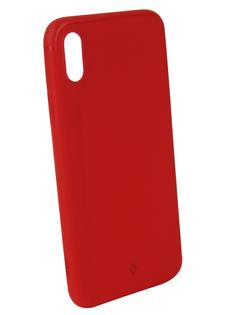 Аксессуар Чехол TTEC 2PNS137K для APPLE iPhone X Red TEC-8694470733098