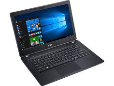 Ноутбук Acer TravelMate TMP238-M-P6LF NX.VBXER.029 Black (Intel Pentium 4405U 2.1 GHz/4096Mb/500Gb/No ODD/Intel HD Graphics/Wi-Fi/Cam/13.3/1366x768/Windows 10 64-bit)