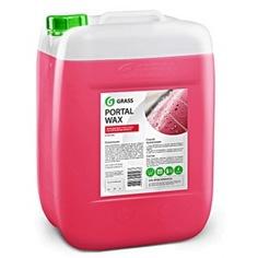 Воск для портальной мойки (канистра 20 кг) grass portal wax 139123