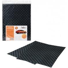 Автомобильные влаговпитывающие коврики (50х38 см, 2 штуки) airline acm-la-01