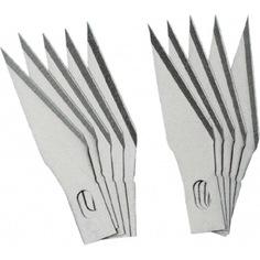 Набор лезвий (10 шт) для ножа скальпеля 8pk-394а proskit 508-394a-b 00208572