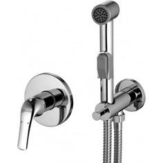 Встраиваемый смеситель с гигиеническим душем lemark plus advance lm1219c