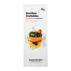 Маска для лица PAPA RECIPE BOMBEE FRUITABLES энергетическая 25 г