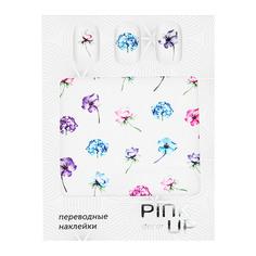 Наклейки для ногтей переводные PINK UP NAIL DESIGN тон 594