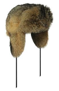 Меховая шапка-ушанка Барни FurLand
